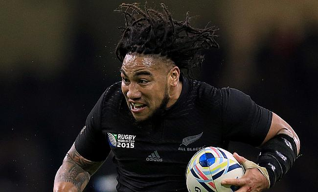 Ma'a Nonu has been named in the starting line-up of Blues for the first time since 2014