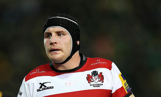 Ben Morgan scored the final try for Gloucester