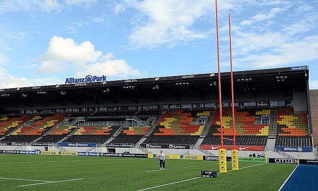 Allianz Park hosted the Premiership Rugby Under-18s Academy final