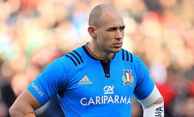 Sergio Parisse has played 136 Tests for Italy