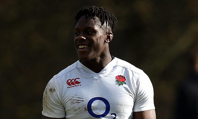 Maro Itoje is back from a knee injury