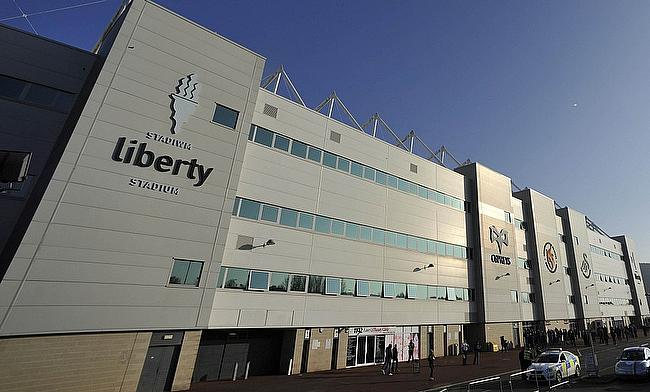 Liberty Stadium - home of Ospreys