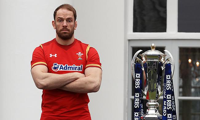 Alun Wyn Jones led Wales to Six Nations Grand Slam