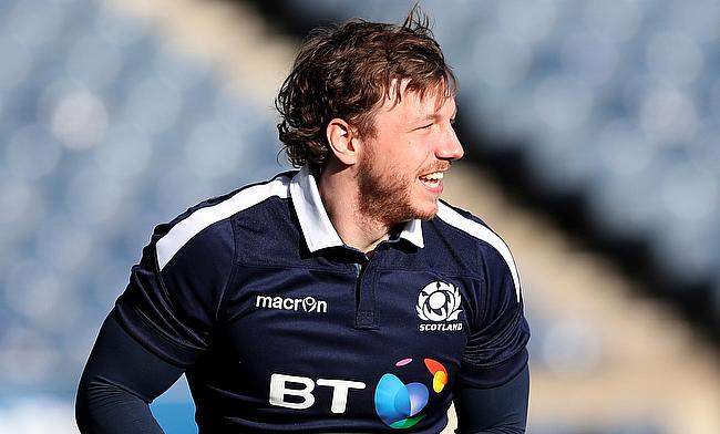 Hamish Watson has been with Edinburgh since 2011