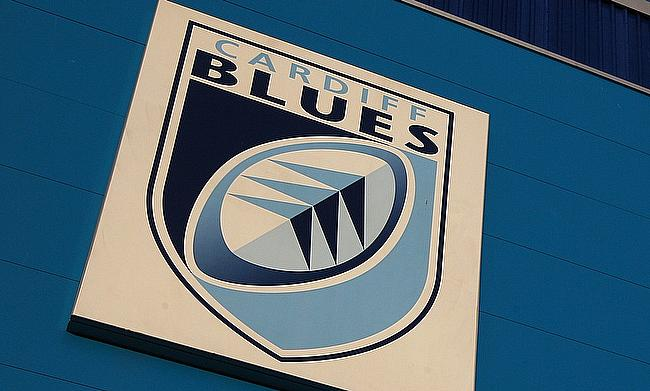 James Botham made his debut for Cardiff Blues against Connacht this season