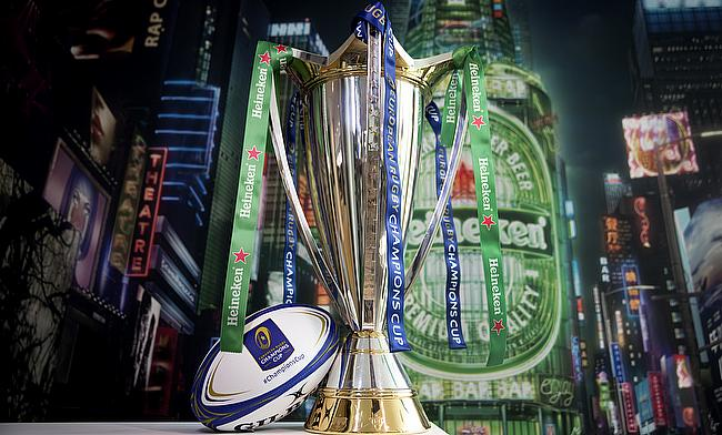 Semi-finals of the Heineken Champions Cup will be played on 20th and 21st April