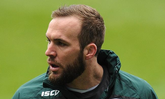 Bryn Evans joined Sale Sharks in 2015
