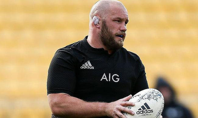 Owen Franks suffered the injury during the game against Brumbies on 6th April