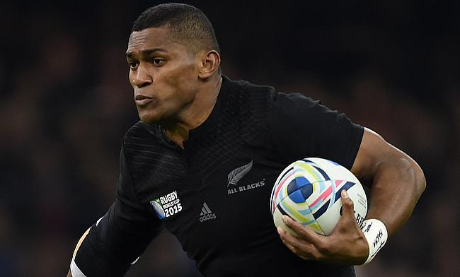 Waisake Naholo has played 26 Tests for New Zealand