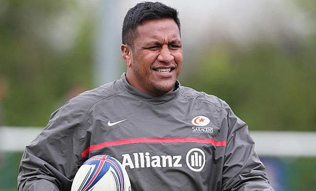 Mako Vunipola has recovered from an ankle injury