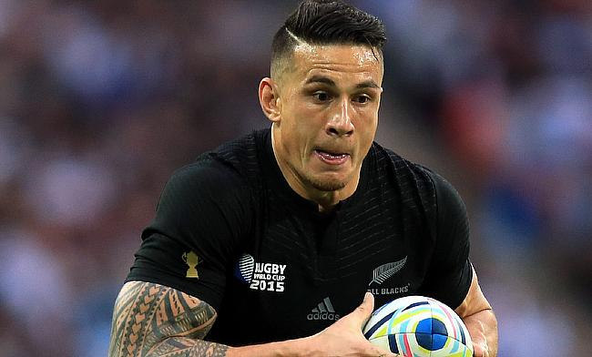 Sonny Bill Williams has played 51 Tests for New Zealand