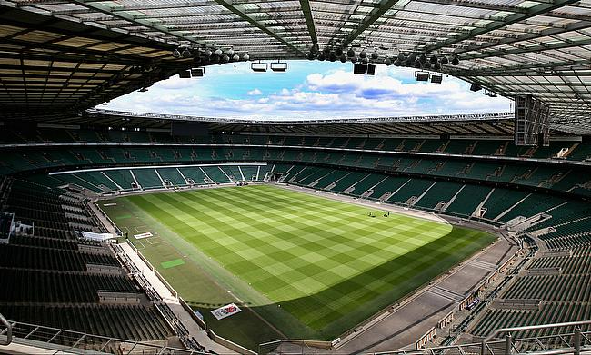 The Premiership final is heading to Twickenham