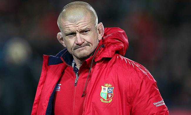 Graham Rowntree is currently the forwards coach of Georgia