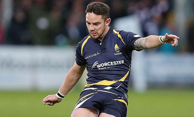 Ryan Lamb played for Worcester Warriors between 2014 and 2017