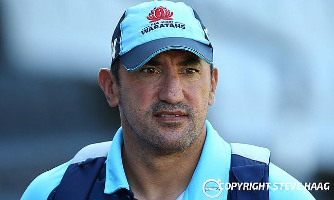 Daryl Gibson joined Waratahs in 2016