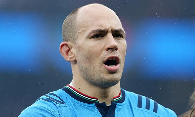 Sergio Parisse recently ended a 15-year association with Stade Francais
