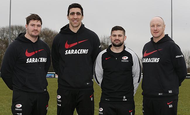 Gallagher Premiership fixtures 2019/20: Saracens begin title defence against Northampton Saints