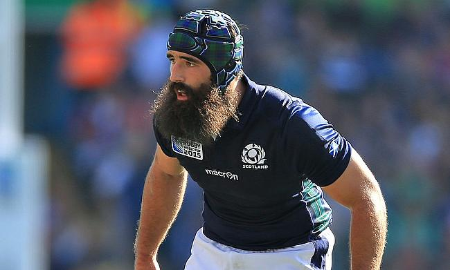 Josh Strauss joined Sale Sharks in 2017