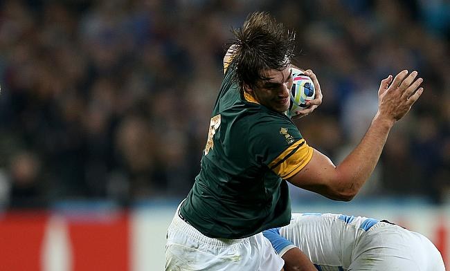 Springboks' Rynhardt Elstadt and Herschel Jantjies to debut against Wallabies