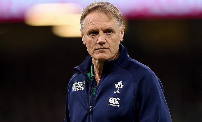 Joe Schmidt has returned to New Zealand