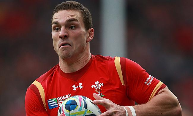 George North was the only try-scorer in the game