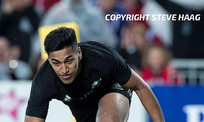 Reiko Ioane has played 26 Tests for New Zealand