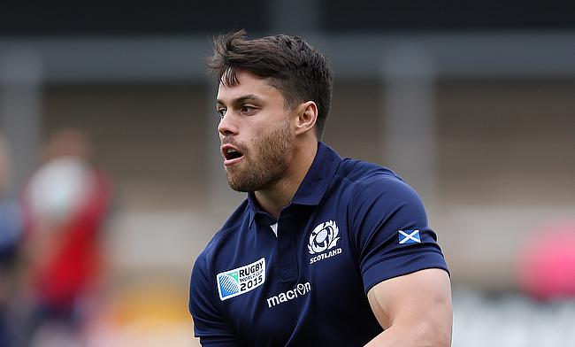 Sean Maitland scored the opening try for Scotland
