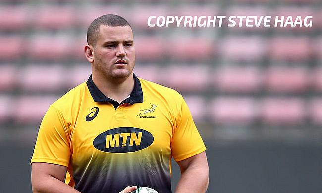 Wilco Louw will join Toulon from Stormers