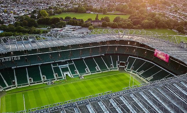 Quilter Kids first champions welcomed to Twickenham