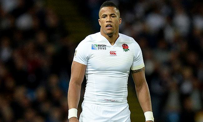 Anthony Watson was one of the try-scorer for England