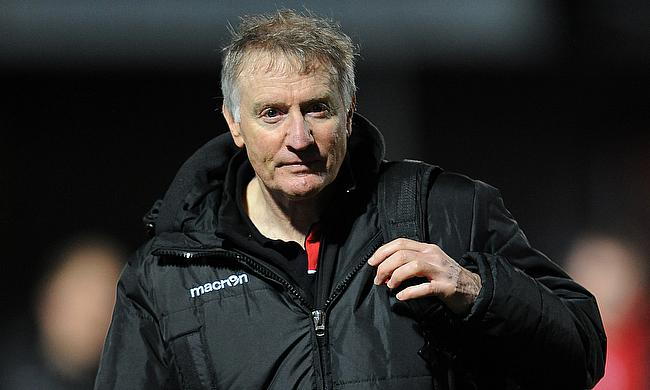 Worcester director of rugby Alan Solomons