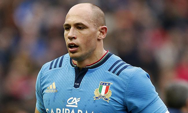 Sergio Parisse has played 141 Tests