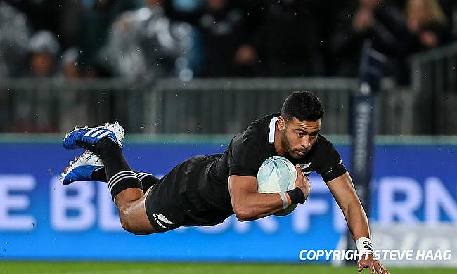 Richie Mo'unga will play his 15th Test for New Zealand