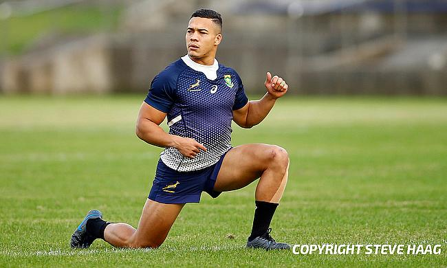 Cheslin Kolbe has been battling ankle injury