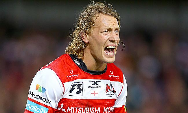 Billy Twelvetrees kicked a penalty and a conversion apiece