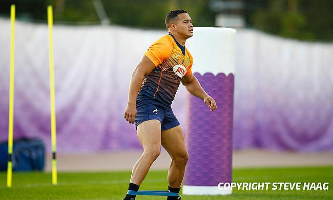 Cheslin Kolbe has overcome an ankle injury