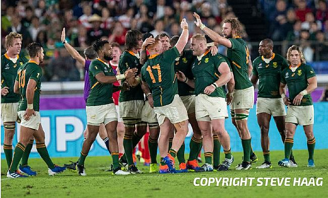 South Africa dominate as England fall short in World Cup final
