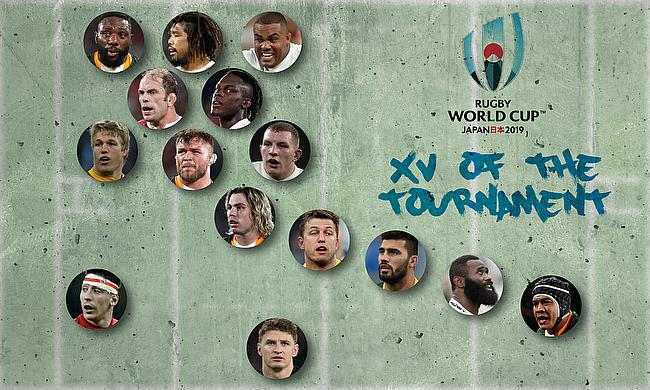 Pure VPN's RWC XV of the Tournament