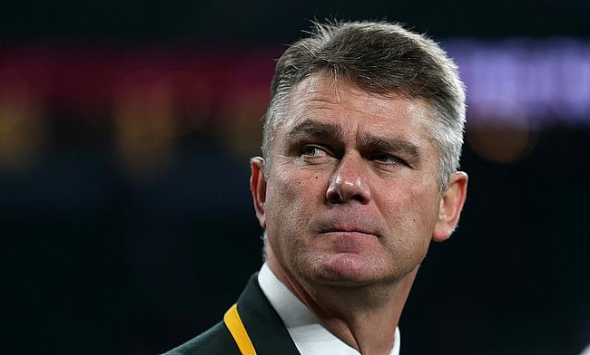 Heyneke Meyer recently signed a two-year deal with the French club in May