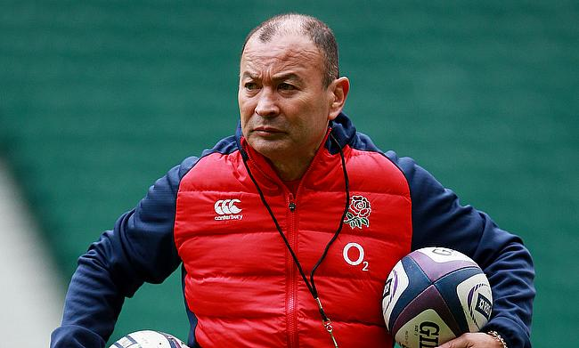 Eddie Jones has signed a two-year contract extension with England