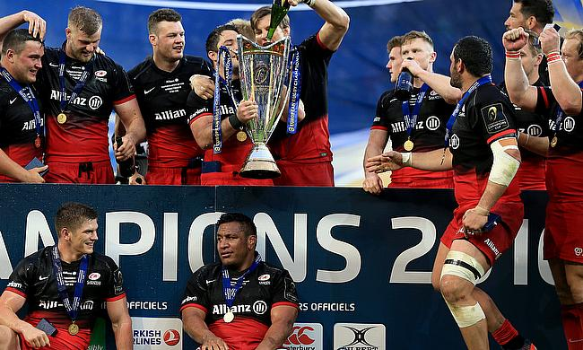 Saracens will have their task cut out in the Premiership