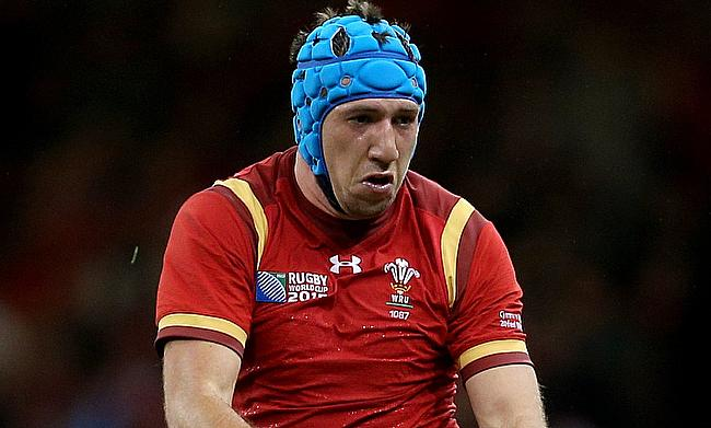 Justin Tipuric has played 73 Tests