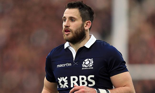Tommy Seymour has played 55 Tests for Scotland