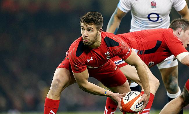 Rhys Webb has played 31 Tests for Wales
