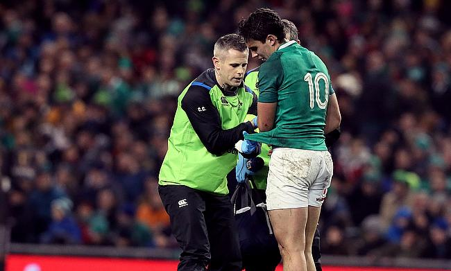 Joey Carbery will undergo a surgery