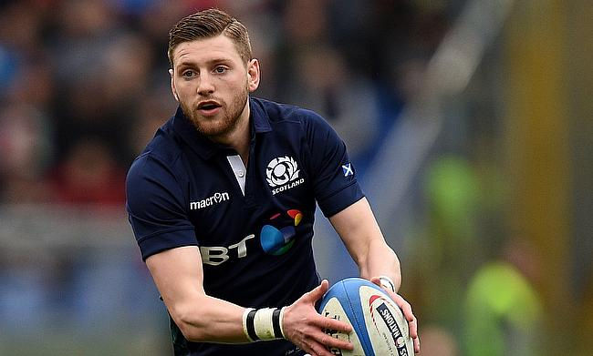 Finn Russell has played 49 Tests for Scotland