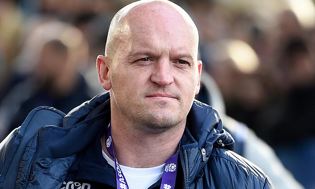 Scotland head coach Gregor Townsend