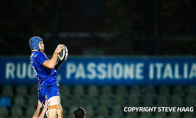 Ryan Baird made his senior debut with Leinster in 2019