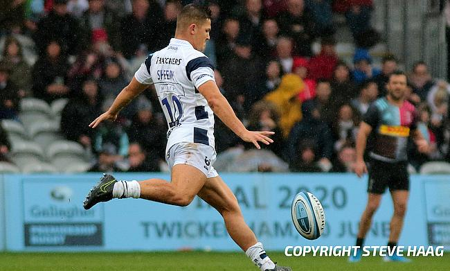 Callum Sheedy kicked 13 points for Bristol