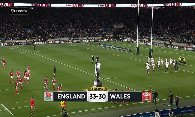 Highlights: Six Nations - Round 4 - England go to top